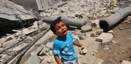 Aleppo's torment