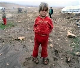 Yazidi refugee