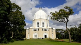 Baha'i Temple in Australia