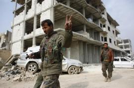 Kobani - triumph of the human spirit