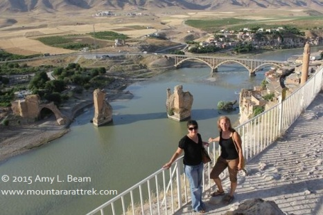 Hasankeyf will soon be under water unless residents can halt it.