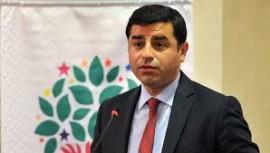 HDP co-chair Selahattin Demirtaş
