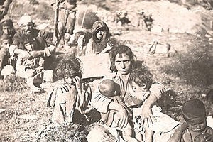 Dersim 1937 - victims of brutal repression