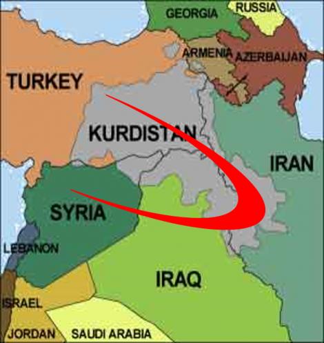 Kurdistani Crescent