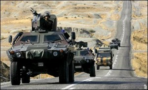 Turkish army is bombarding civilians in Kurdistan