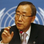 U.N. Secretary-General Ban Ki-moon (AP Photo/Anja Niedringhaus)