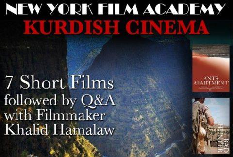 Screening Of 7 Kurdish Movies At New York Film Academy In