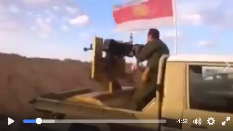 yezidi-flag-with-gun